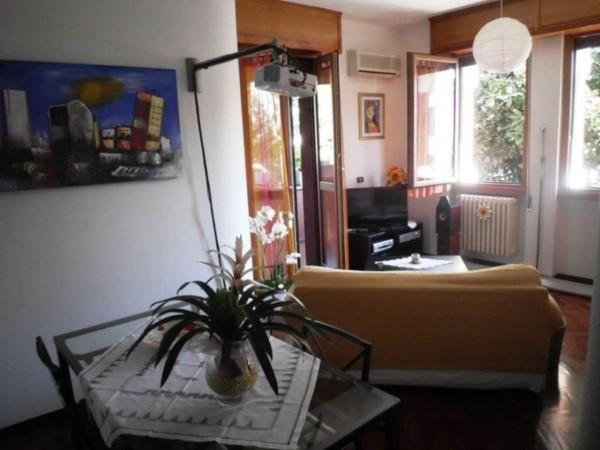 Appartamento in vendita a Monza, Policlinico, Con giardino, 100 mq