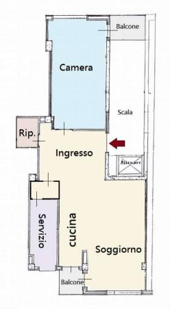 Ufficio in vendita a Monza, Centro, 90 mq - Foto 2