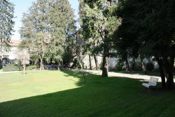 Appartamento in vendita a Monza, Centro Storico, Arredato, con giardino, 140 mq - Foto 5