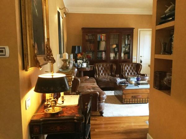 Appartamento in vendita a Monza, Centro Storico, Arredato, con giardino, 140 mq - Foto 16