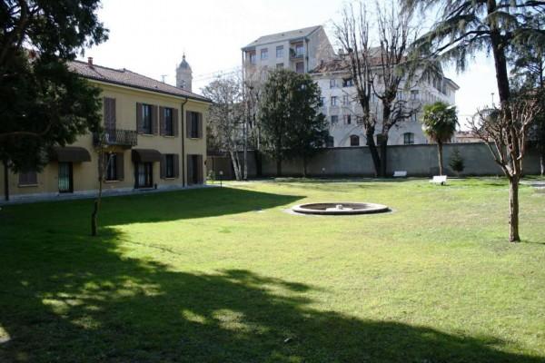 Appartamento in vendita a Monza, Centro Storico, Arredato, con giardino, 140 mq - Foto 4