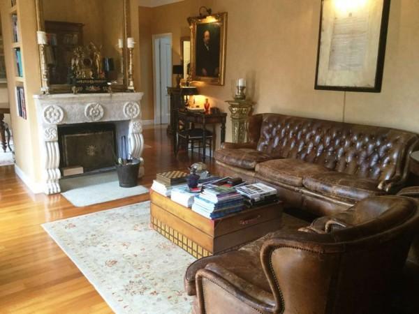 Appartamento in vendita a Monza, Centro, Arredato, con giardino, 140 mq