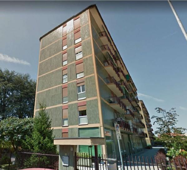 Appartamento in vendita a Monza, Cazzaniga, Con giardino, 80 mq - Foto 1