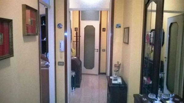 Appartamento in vendita a Monza, Cazzaniga, Con giardino, 80 mq - Foto 4