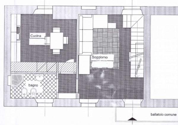 Appartamento in vendita a Monza, Triante, 106 mq - Foto 3