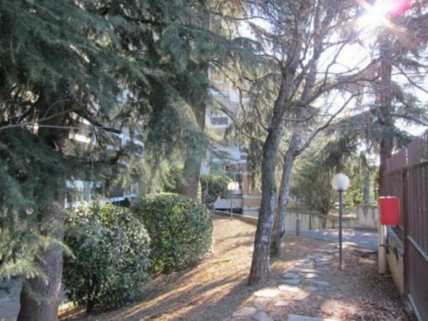 Appartamento in vendita a Monza, S. Biagio, Con giardino, 110 mq - Foto 6