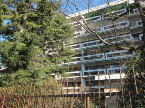 Appartamento in vendita a Monza, S. Biagio, Con giardino, 110 mq - Foto 8