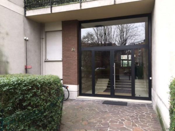 Appartamento in vendita a Monza, S. Carlo, Con giardino, 85 mq - Foto 4