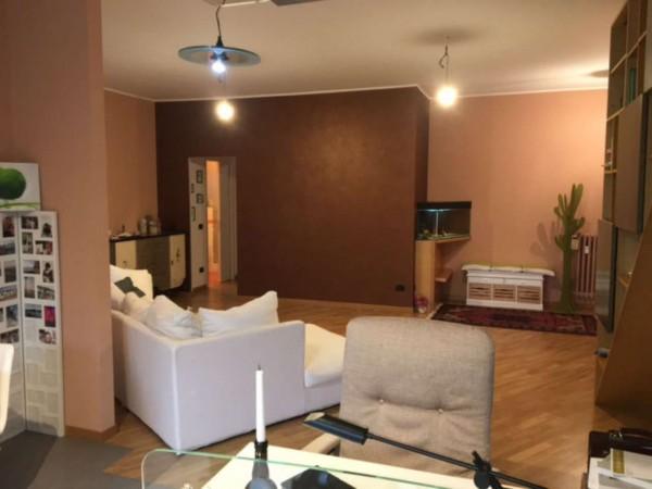 Appartamento in vendita a Monza, San Giuseppe, Con giardino, 85 mq