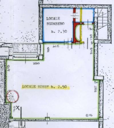 Appartamento in vendita a Monza, San Fruttuoso, Con giardino, 235 mq - Foto 2