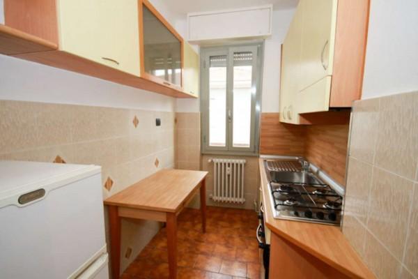 Appartamento in vendita a Monza, San Giuseppe, Con giardino, 65 mq - Foto 13