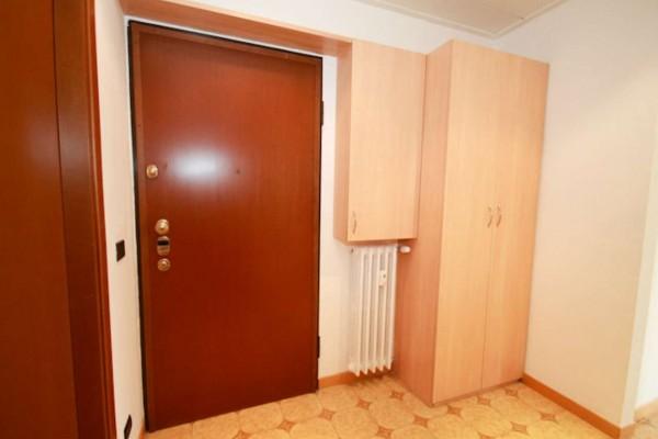 Appartamento in vendita a Monza, San Giuseppe, Con giardino, 65 mq - Foto 11