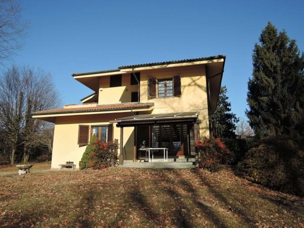 Villa in vendita a Fiano, Con giardino, 500 mq - Foto 41