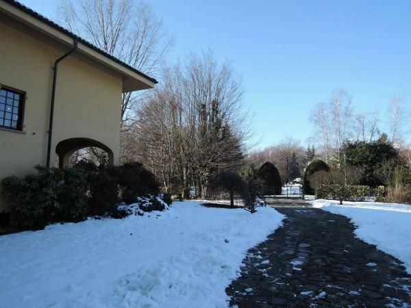 Villa in vendita a Fiano, Con giardino, 500 mq - Foto 35