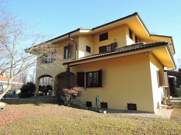 Villa in vendita a Fiano, Con giardino, 500 mq - Foto 1