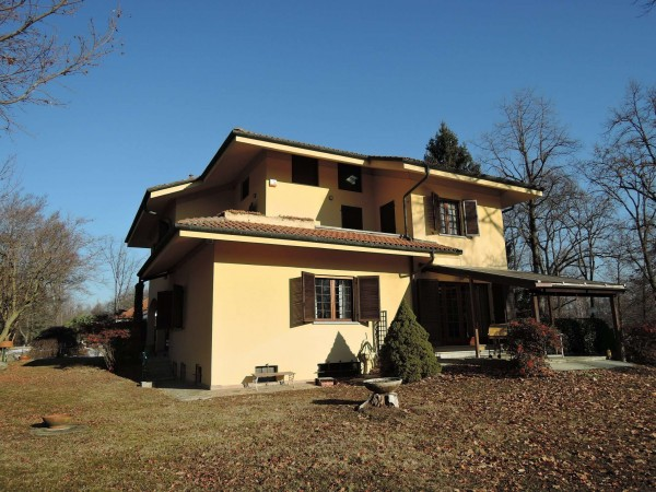 Villa in vendita a Fiano, Con giardino, 500 mq - Foto 40