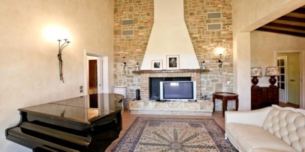 Rustico/Casale in vendita a Orbetello, Magliano In Toscana, Con giardino, 380 mq - Foto 5