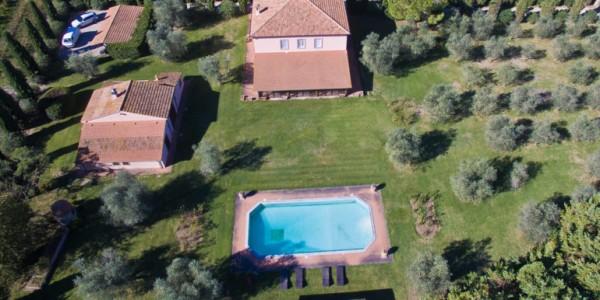 Rustico/Casale in vendita a Orbetello, Magliano In Toscana, Con giardino, 380 mq - Foto 1