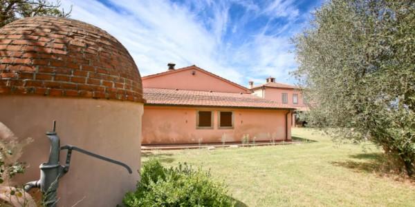 Rustico/Casale in vendita a Orbetello, Magliano In Toscana, Con giardino, 380 mq - Foto 15