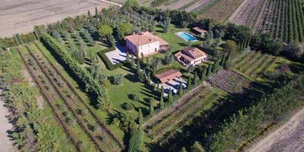 Rustico/Casale in vendita a Orbetello, Magliano In Toscana, Con giardino, 380 mq - Foto 19