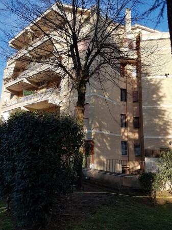 Appartamento in vendita a Roma, Camilluccia, Con giardino, 35 mq