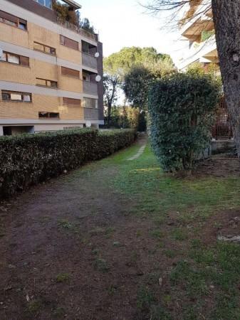 Appartamento in vendita a Roma, Camilluccia, Con giardino, 35 mq - Foto 4
