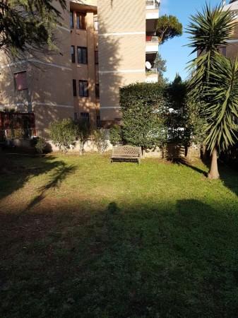 Appartamento in vendita a Roma, Camilluccia, Con giardino, 35 mq - Foto 5