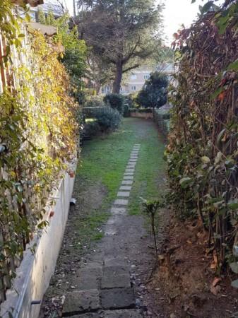 Appartamento in vendita a Roma, Camilluccia, Con giardino, 35 mq - Foto 6