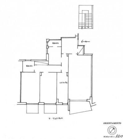 Appartamento in vendita a Roma, Monteverde Nuovo, Arredato, 135 mq - Foto 6