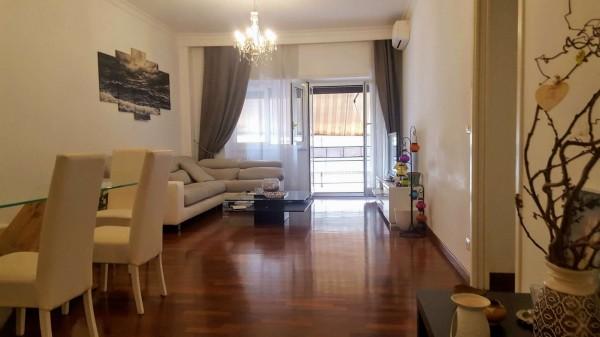 Appartamento in vendita a Roma, Monteverde Nuovo, Arredato, 135 mq