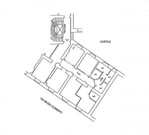 Appartamento in vendita a Roma, Prati, 172 mq - Foto 6