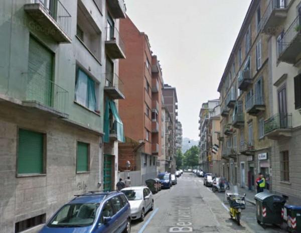 Appartamento in affitto a Torino, Centro, 75 mq