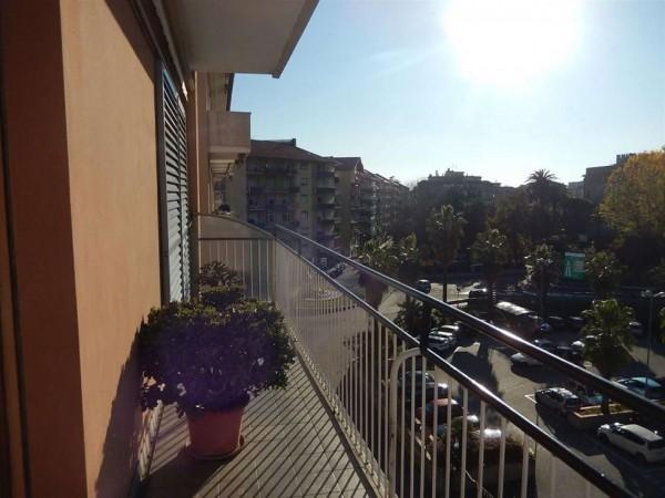 Appartamento in vendita a Chiavari, La Franca, Con giardino, 90 mq - Foto 7
