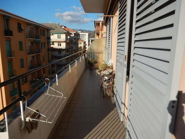Appartamento in vendita a Chiavari, La Franca, Con giardino, 90 mq - Foto 6