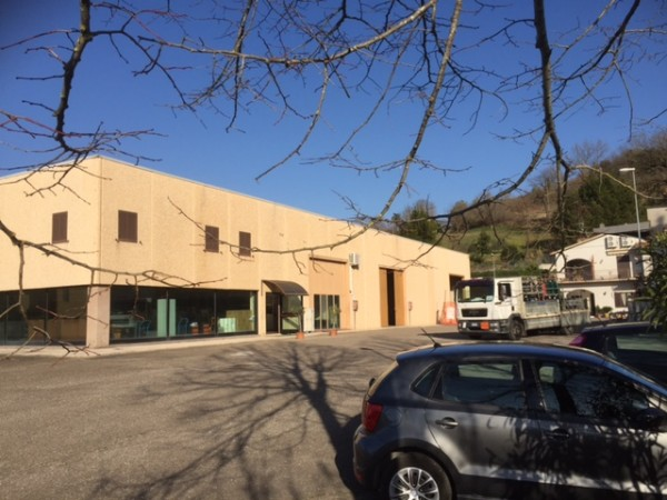 Capannone in affitto a Magliano Sabina, Vicino Casello Autostradale, 500 mq - Foto 1