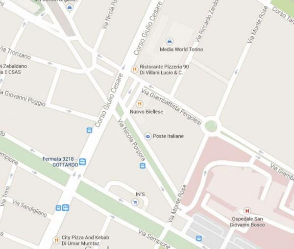 Appartamento in affitto a Torino, Nord, Arredato, con giardino, 80 mq