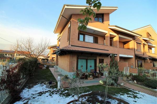 Villa in vendita a San Gillio, Con giardino, 181 mq