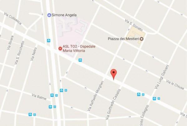 Appartamento in affitto a Torino, Ovest, Arredato, 50 mq - Foto 2