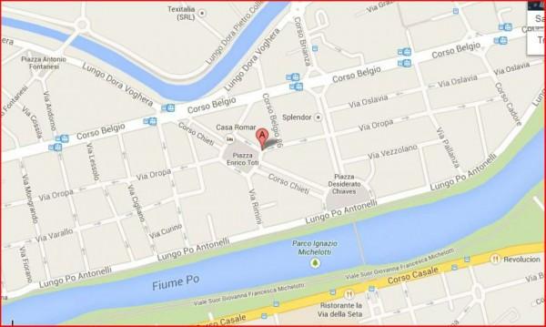 Appartamento in affitto a Torino, Est, Arredato, 35 mq - Foto 2