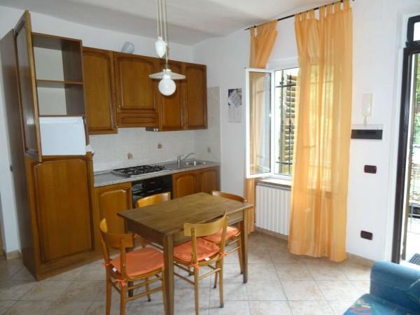 Appartamento in affitto a Mondovì, Breo, Arredato, con giardino, 45 mq