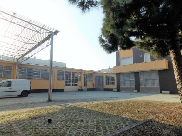 Capannone in vendita a Assago, Con giardino, 2350 mq - Foto 5