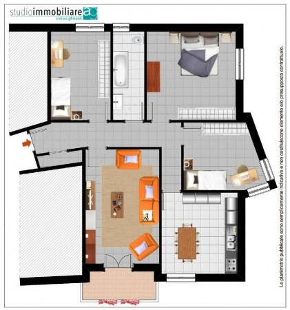 Appartamento in vendita a Genova, 110 mq - Foto 2
