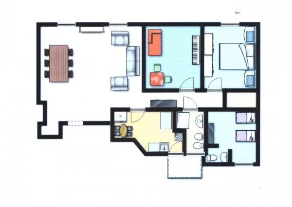 Appartamento in vendita a Roma, San Giovanni, 140 mq - Foto 2