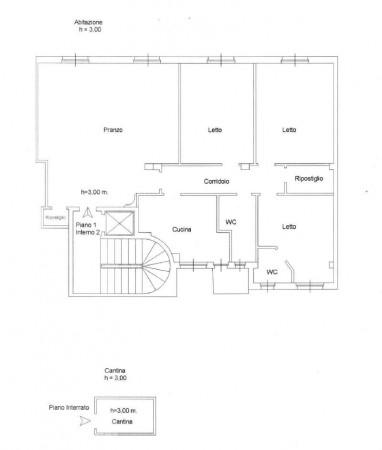 Appartamento in vendita a Roma, San Giovanni, 140 mq - Foto 3