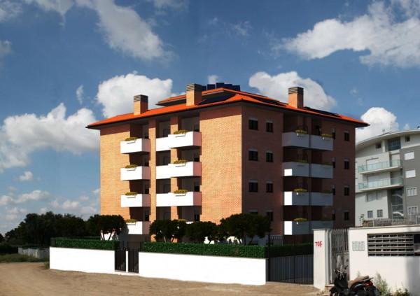 Appartamento in vendita a Roma, Con giardino, 53 mq - Foto 3