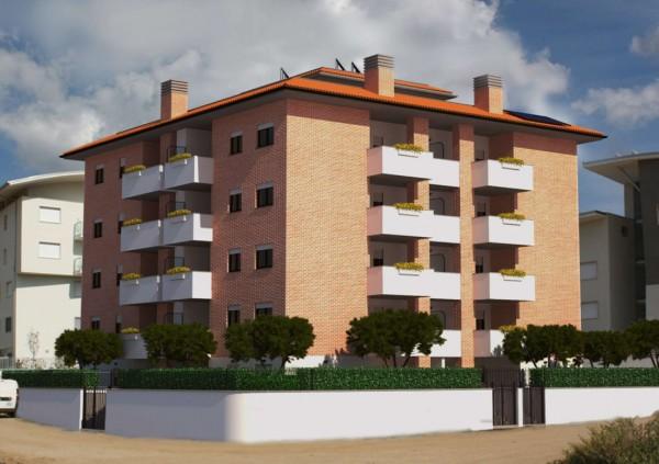 Appartamento in vendita a Roma, Con giardino, 53 mq