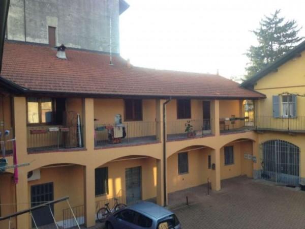 Appartamento in vendita a Gallarate, Centro, 145 mq