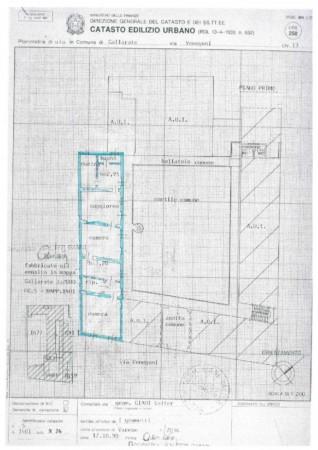 Appartamento in vendita a Gallarate, Centro, 145 mq - Foto 19