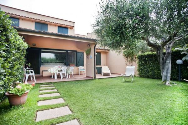 Villetta a schiera in vendita a Montalto di Castro, Foce Vecchia, Arredato, con giardino, 70 mq