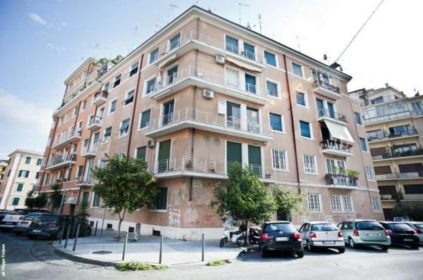 Appartamento in vendita a Roma, Piazza Bologna, 100 mq